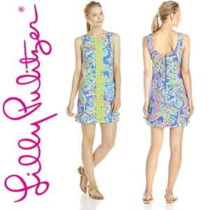 🆕️Lilly Pulitzer Delia 'Toucan Play' Shift Dress